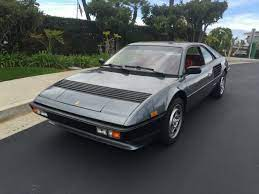 1983 Ferrari Mondial Qv Classic Italian Cars For Sale