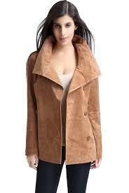 bgsd bgsd women s aria missy plus size suede leather jacket com