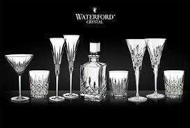 waterford crystal barware accessories or send as