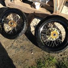 supermoto wheels in swanage dorset gumtree