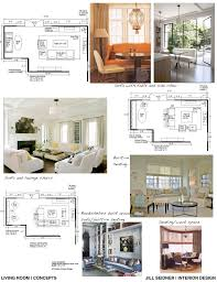 Living Room Floor Plans Furniture Arrangements Concept Board And Furniture Layout For A Living Room Jill