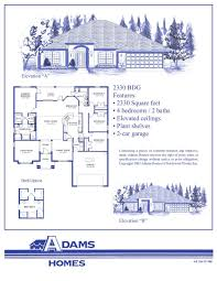 French Chateau Floor Plan From ABG  Alpha Builders GroupFlorida Home Builders Floor Plans