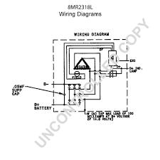 prestolite leece neville 8mr2318l wiring diagram