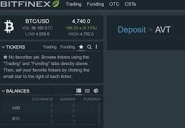 Coinbase Bitcoin Live Bitfinex Save Tickers