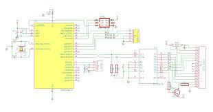 davide gironi an avr atmega library for hd44780 based lcd connected  at Qunqi 11c 12c Twi 1602 Wiring Diagram