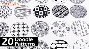Pattern Doodle Cool Inspiration Design