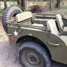 willys mb parts accessories wwii willys mb ford gpw military army jeep top bow assembly
