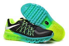 nike running shoes 2015. no tax nike running shoes air max 2015 pfb8le+5b#2 black fluorescence green jade limited offer mens