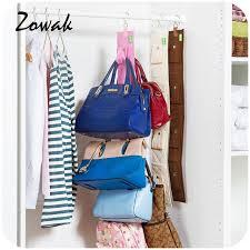 hanging door closet organizer. Brilliant Hanging Hanging Handbag Closet Organizer Purse Storage 6 Hook Door Collection  Hanger Hat Bag Strap Belt Clothes In