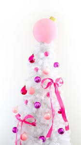 diy it huge colorful ornaments and tree topper