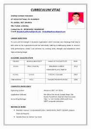 Online Resume Luxury 53 Best Sample Professional Resume Resume