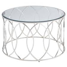 round silver coffee table gallery observatoriosancalixto best of inside glass coffee table silver
