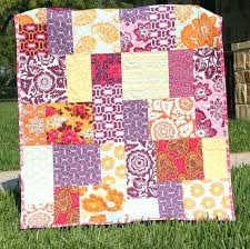 Easy Big Block Quilts Easy Big Block Quilt Patterns Free Big Block ... & ... Easy Quilt Big Block Quilt Pattern Big And Tall Fat Quarter Friendly  Throw Baby Lap Quilt Size Fast ... Adamdwight.com