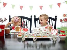 Small Picture Host a Kid Friendly Gingerbread House Decorating Party HGTV