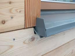 Anschluss Fensterbank An Holzfassade Bauforum Auf Energiesparhausat
