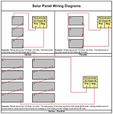 solar panel installation diagram facbooik com Solar Panel Installation Wiring how to wire two 24v solar panels in parallel with two, 12v solar panel installation wiring battery