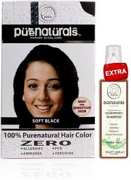 Pure Naturals Hair Color Best Dark