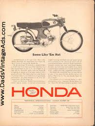 vintage honda motorcycle ads. 1965 honda super 90 motorcycle photo vintage print ad in collectibles transportation motorcycles japanese ads 0