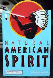 American Sprit Cigarette