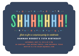 part invites 75th birthday invitations 50 gorgeous 75th party invites