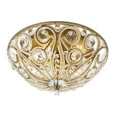 sequina in w gold leaf ceiling flush mount at pictures on astounding champagne gold bathroom