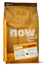 <b>Корм NOW FRESH</b> беззерновой для взрослых собак с индейкой ...