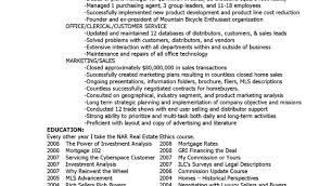 Realtor Resume Resume Objectives In Addition Download Resume And
