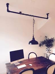 Tafellamp Hanglamp Ophangen Boven Tafel Cool Eglo Safi Bruingoud