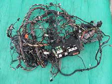 bmw wiring harness bmw e36 z3 96 main body wiring harness loom complete z3 fuse box