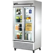 glass doors mesmerizing door refrigerator and the diffe antique freezer combo