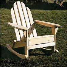 All About the Adirondack Chair