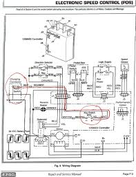 club car wiring diagram 48v wiring diagram 48v golf cart wiring schematic image about gas club car