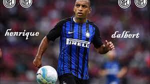 Dalbert Henrique Inter Defending Skills, Tackles, Goals, Assists - YouTube