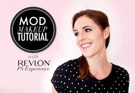 mod make up tutorial mod makeup 60s makeup mad men makeup 1960s