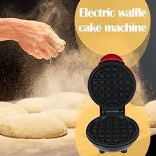 Hộ Gia Đình Điện Máy Làm Bánh Waffle Dính Chiên Trứng Làm Bánh Waffle Máy  Mini Lò Nướng Bánh Nồi Chảo Rán Bánh Pancake Nhà Bếp Tiện Ích|Waffle Molds