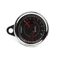 top 19 for best tachometer speedometer universal led backlight motorcycle speedometer meter tachometer gauge