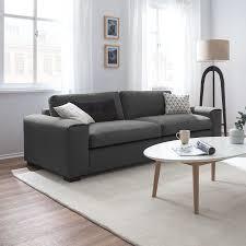 Sofa Glasco 3 Sitzer Webstoff Wohnzimmer Couch Möbel