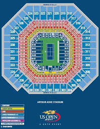 Us Open Tennis Tournament Guide Buying Tickets Best Seats