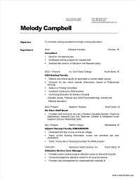 Professional Nursing Resume Example Of Professional Resume Hirnsturm Me