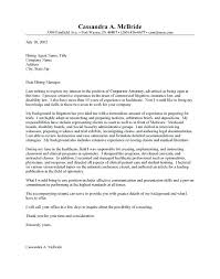 How To Address Relocation In A Cover Letter Chechucontreras Com
