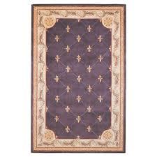 kas rugs antique fleur de lis g 10 ft x 14 ft