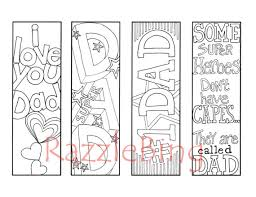 Small Picture DIY Bookmark Printable Coloring Page Zentangle inspired