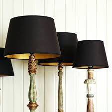 black lamp shades black lamp shades with gold inside fringe small harp and yellow rectangular for