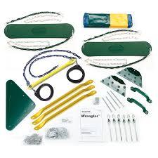 swing n slide wrangler diy kit wood sold separately