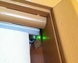 must see magnetic closet door jamb switch closet door jamb switch