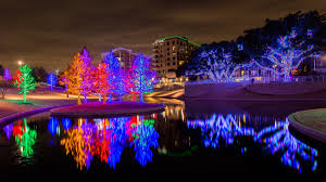 Vitruvian Lights Vitruvian Lights Continues In Addison With Special Events