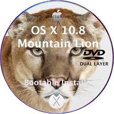 apple mac os x 10 8 mounn lion dvd dl installer update upgrade osx