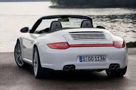 Porsche 911 Carrera 4S Cabriolet technical details, history ...