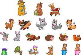Baby Animals Cross Stitch Chart