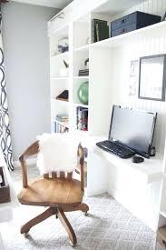 office makeover reveal ikea hack built in billy bookcases stupendous office makeover reveal ikea hack built